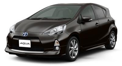 Toyota jp アクア | エクステリア | 3Dシミュレーション TCV 16